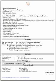 Mis Resume Samples Best of Mis Excel Resume Sample Danayaus