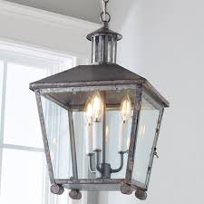 galvanized lighting. Rustic Galvanized Lantern Galvanized_tin Galvanized Lighting N