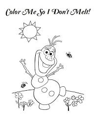 Frozen Coloring Pages Free Printable Images