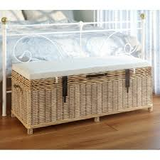 rattan storage bench. Exellent Storage Designed With Range Integration In Mind This Rattan Storage Bench Is The  Perfect Accompaniment To Your Home Combined Furniture Will Transform Any  Intended Rattan Storage Bench B