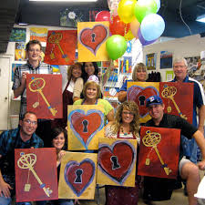 photo of painting with a twist gvine tx united states we