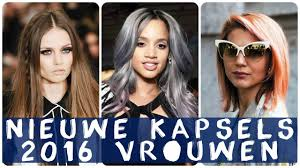 Hippe Dames Kapsels Editie 2016 De Damesmode Muze