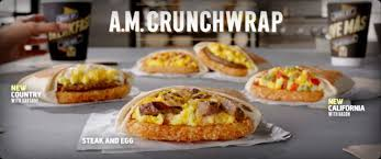 taco bell breakfast 2014.  Bell As I Previewed In September Country Gravy Has Made A Home On The Taco Bell  Breakfast Menu With New Valuepriced Country Grilled Burrito And  On 2014