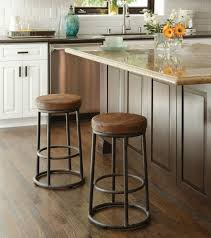 Kitchen Counter Stools Backless