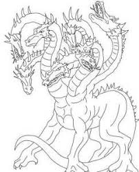 Color The Dragon Coloring Pages In Websites Scary Kids Colouring