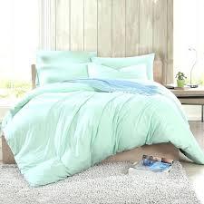 light teal bedding light teal bedding light teal comforter cotton knit pure color light green duvet