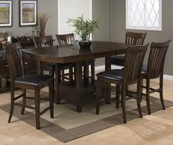 tall dining room chairs unique lovely counter height dining room chairs 37 photos