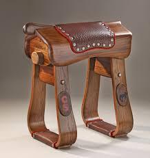 Saddle Display Stands Custom Saddle Stand 13