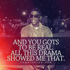 Lil Boosie Quotes Extraordinary Lil Boosie Gotta Be Real Quote Facebook Wall Pic FBWallPics