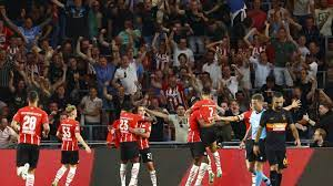 Champions League: PSV currying Galatasaray, Olympiakos on track