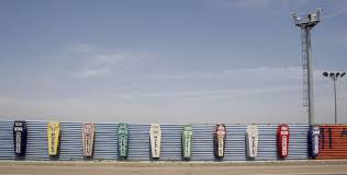 Small Picture Six Designs for Trumps Border Wall from Solar Panels to a
