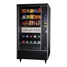 Vending Machines Combo Enchanting Used Automated Products LCM48 Snack Soda Combo