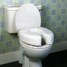 padded raised toilet seat zoom
