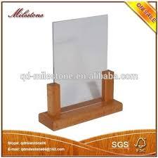 Wooden Menu Display Stands Wooden Menu Holder For Restaurant View restaurant wood menu 65