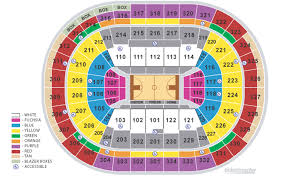 Theater Of The Clouds Seating Chart Moda Center Seating Chart For Trailblazers Games Center