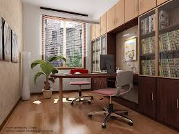 office layouts ideas book. Office \u0026 Workspace : Modern Home Interior Design Featuring Ivory And Wallpaper Wall Themes With Spacious Wooden Cabinet Mounted Book Shelf Layouts Ideas U