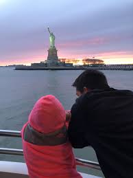 Harbor Lights Sunset Cruise Nyc Sunset Cruise On The Hudson River Endless Family Travels