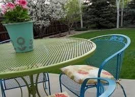 spray painting metal furnitureUpgrade Your Furniture Using Spray Paint