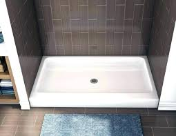 medium size of tileable shower base menards dreamline and surround bases bathrooms stunning pan large size 60 x