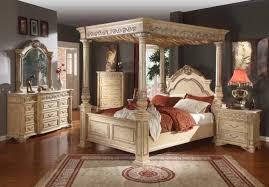 Bedroom King Size Canopy Frame Modern Canopy Bed Frame King Size Bed ...