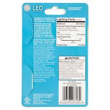 ge led long life low energy daylight led cac candelabra base bulb 4 5w com