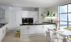 High Gloss White Kitchen High Gloss White Kitchen Cabinets Perfumevillageus