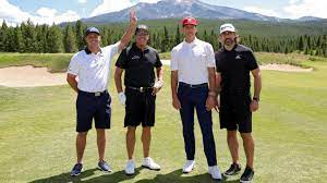 Aaron Rodgers fordert Phil Mickelson ...