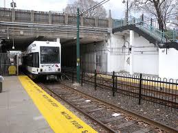 Grove Street Light Rail Parking Park Avenue Station Newark Light Rail Wikipedia
