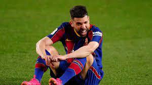 Jordi Alba - Player Profile - Football - Eurosport