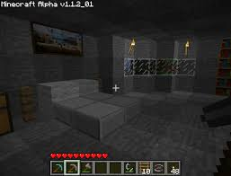 Minecraft Bedroom Minecraft Bedroom