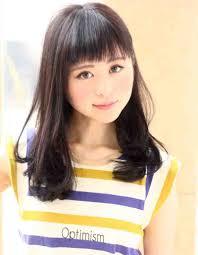 2013春夏 黒髪ロングゆるふわパーマ髪型の画像1 新宿の美容室