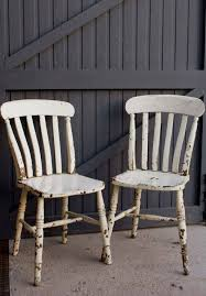 shabby chic kitchen furniture. fine chic pair of lovely shabbychic kitchen chairs throughout shabby chic kitchen furniture
