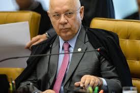 Brazil Supreme Court Justice Presiding Over Carwash Corruption.