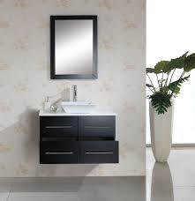 ms 565 virtu usa 35 marsala espresso single sink bathroom vanity