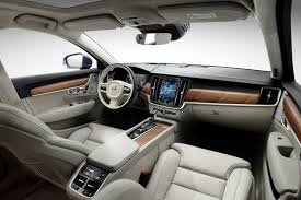 2018 volvo sedan. fine sedan 2018 volvo v90 interior for volvo sedan z