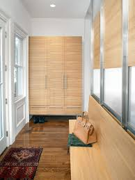 Wood Veneer For Cabinets Create A Family Friendly Mudroom Drop Zone Hgtv