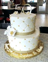 Decorating Ideas For 50th Wedding Anniversary Cake Flisol Home