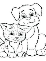 Kleurplaten Hond Topkleurplaatnl