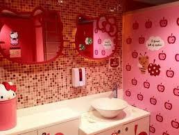 Hello Kitty Bathroom Tiles