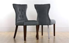 dining chair material channeled dining chair side