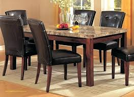 granite round dining table kitchen top for home design best of black room din granite round dining table top