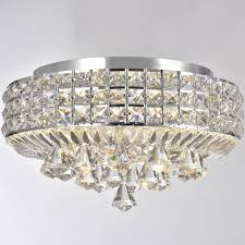 silver orchid taylor chrome finish 4 light round chandelier