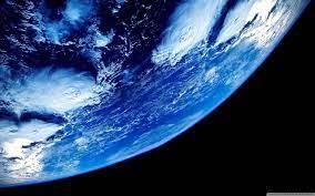 48 Earth in space - desktop wallpaper ...