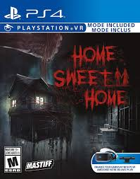 Amazon.com: Home Sweet Home Playstation 4 PSVR (USA Version): Video Games