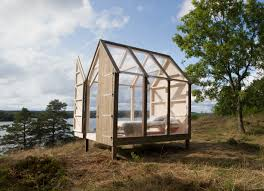 Off The Grid Minimalist Wooden Cabins