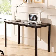 writing desks for home office. cmo modern style 47u0026quot computer desk rustic office straight writing workstation for home desks