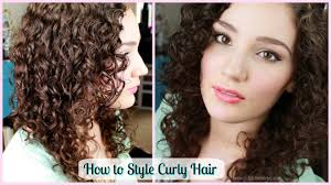 Hair Style Curly Hair how to style curly hair & create ringlets giveaway winner youtube 8090 by wearticles.com