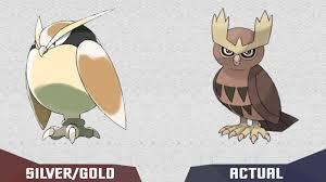 Pokedex GEN 2 Johto How Pokemon would be Pokémon Gold/Silver - YouTube