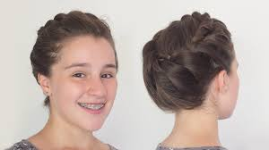 Goddess Hair Style greek goddess crown braid hairstyle for long hair youtube 1100 by wearticles.com