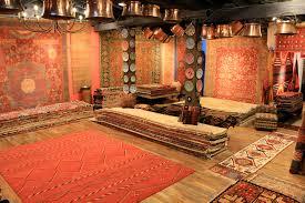 the rugman of santa fe interior